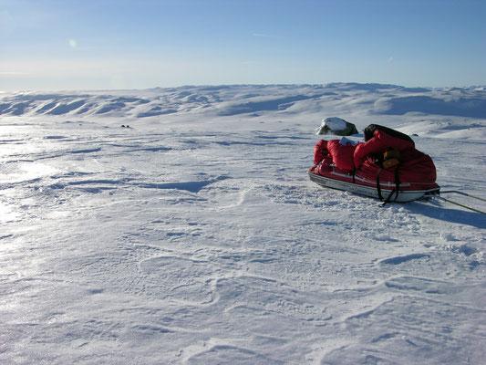 Wintertour Hardangervidda