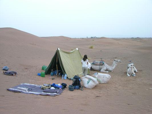 Camp Zagora Marokko