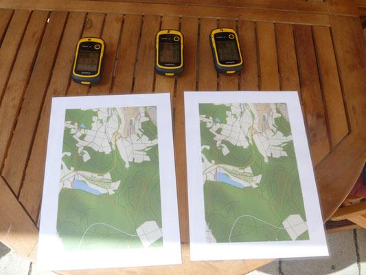 Geochaching Ausrüstung