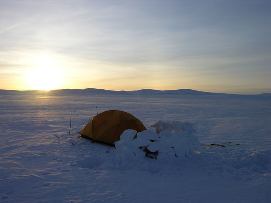 Hardangervidda Wintercamp