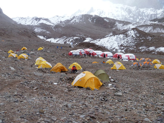 Basecamp Aconcagua