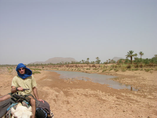Zagora Marokko