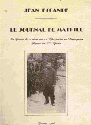 Journal de Mathieu