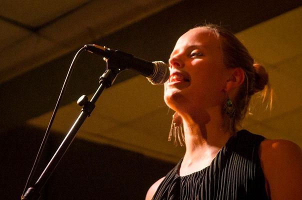 Stina Stenerud and her soul replacement (Jean Pierre Brisse)