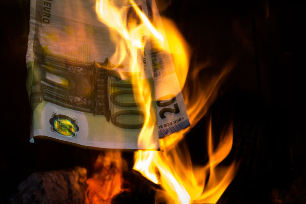 Walter Panne Geld ist heiß