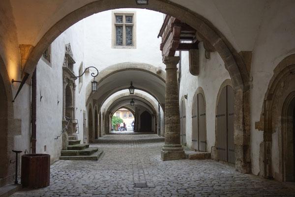 Durchblick - Rothenburg