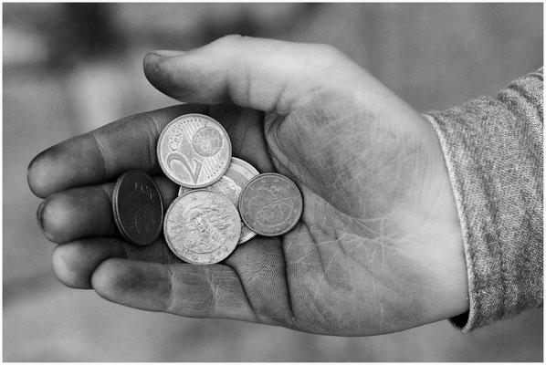 Rüdiger vom Brocke Handgeld
