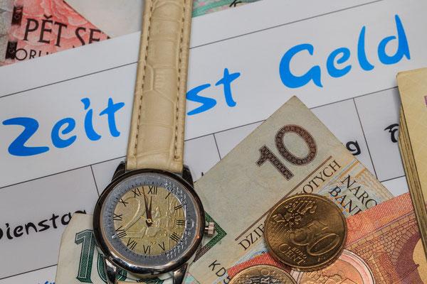 Helmut Willnat Zeit ist Geld