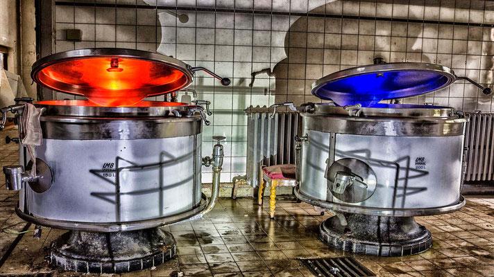 Salve Mater Küchenutensilien