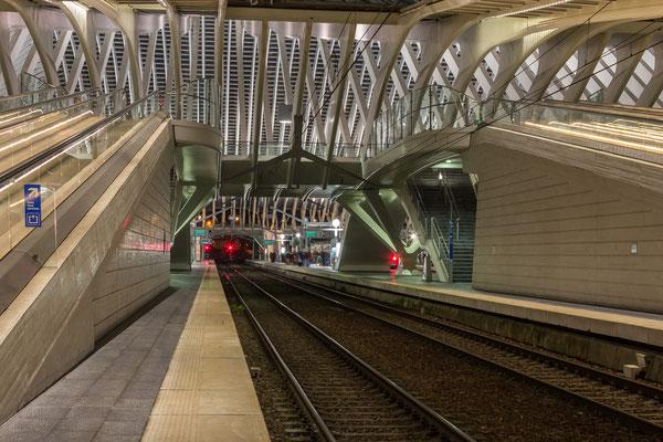TVG-Bahnhof Lüttich