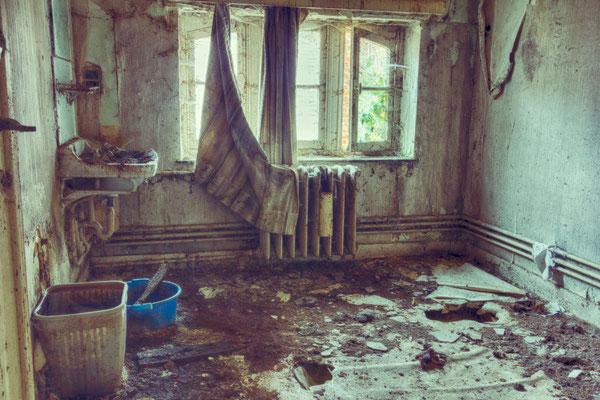Salve Mater Krankenzimmer