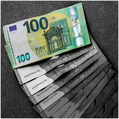 In Schwarzgeld umwandeln