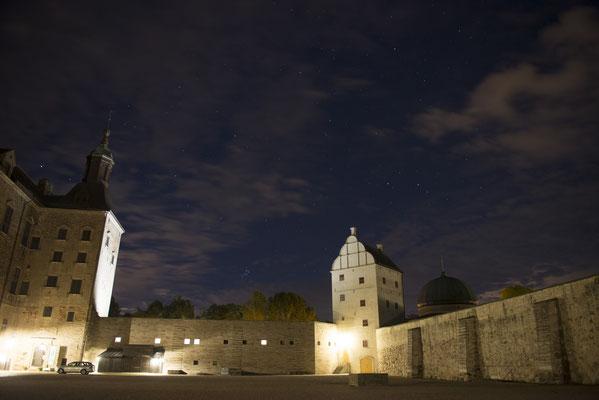 Vadstena - Schloss in Schweden - HDR