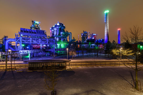 Walter Panne - Landschaftspark Duisburg Nord