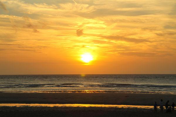 Die Nordsee als Goldküste
