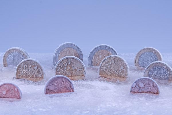 Das eingefrorene Geld