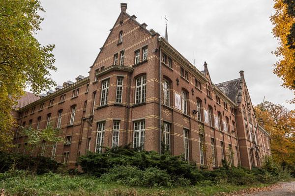Krankenhauskomplex Salve Mater Belgien/Leuwen