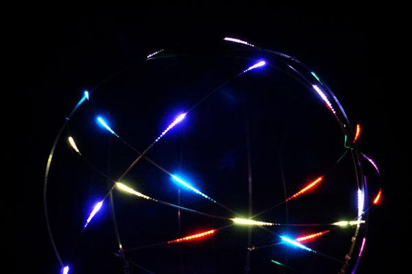 Lichtkugel 1