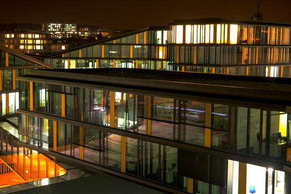 Detlef Klaffke - Bürokomplex in Aachen - HDR