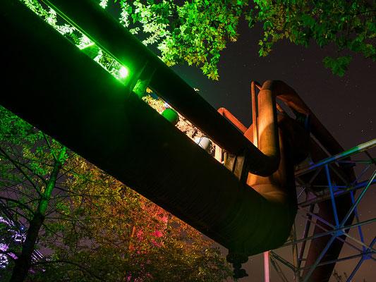 Uta Gronau - Industrieskulptur