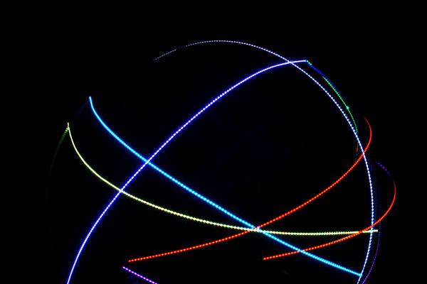 Lichtkugel 2