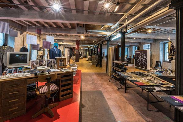 Walter Panne - Textilmuseum Wülfing in Dahlerau