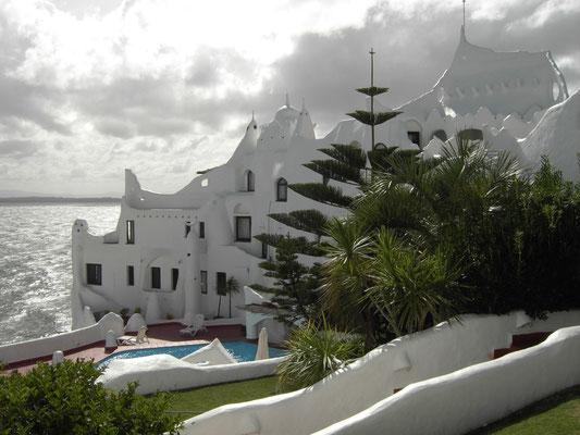 Casapueblo in Punta Ballena