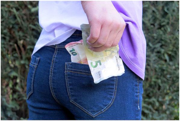 Rüdiger vom Brocke Taschengeld