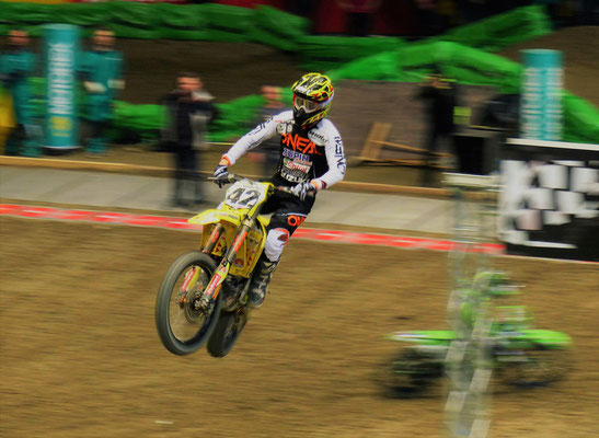 Renate Weiß - ADAC Supercross