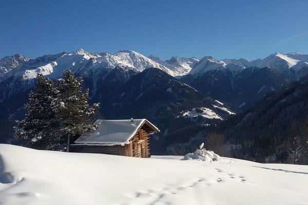 Regina Reininghaus - Skihütte