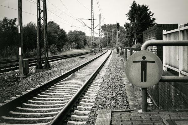 Platz 3 - 10  Fotograf : Georg Werth / Titel : Vorsicht