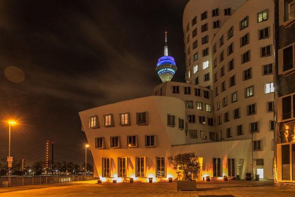 Walter Panne - Medienhafen Düsseldorf