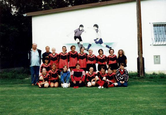 1999 - Damenmannschaft