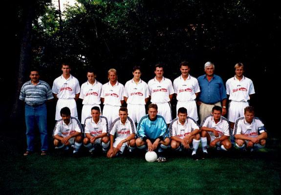 1998 - 1. Mannschaft der Herren
