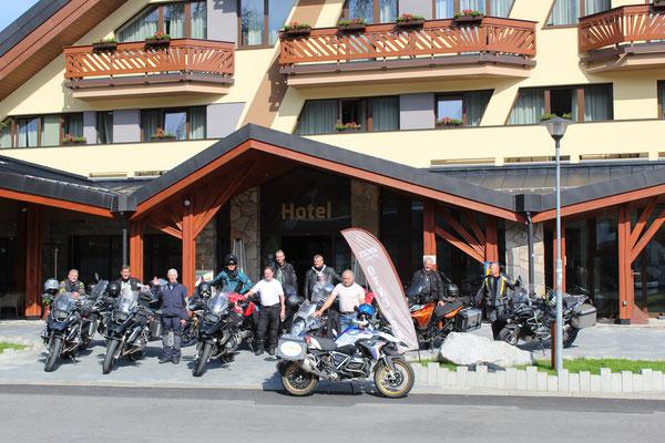 Hotel Niedere Tatra