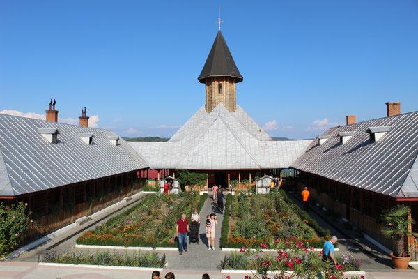 Kloster St. Ana Orsova RO