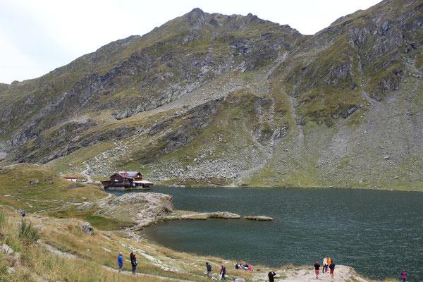 Lac Balea Transfogarascher Hochstraße RO