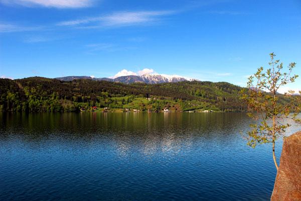 Millstätter See, Östereich