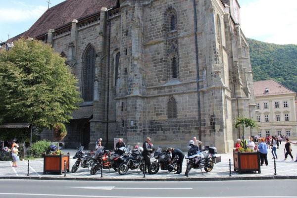 Schwarze Kirche Brasov-Kronstadt RO