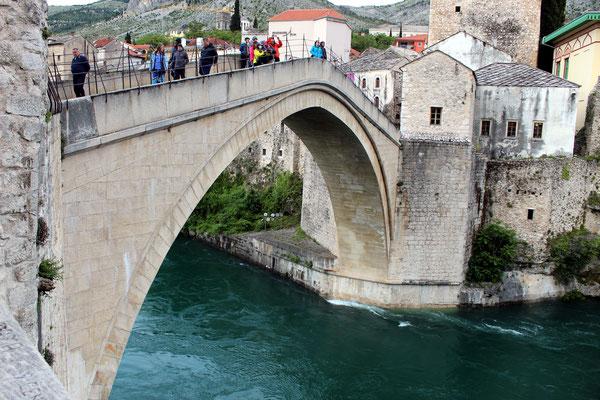 Mostar, Bosnien u. Herzegowina