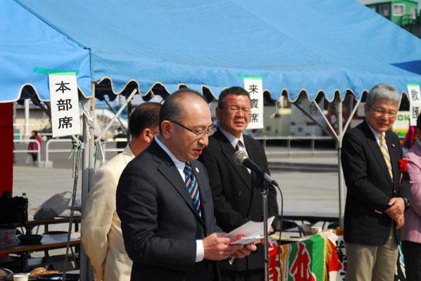 函館市教育長(代理)