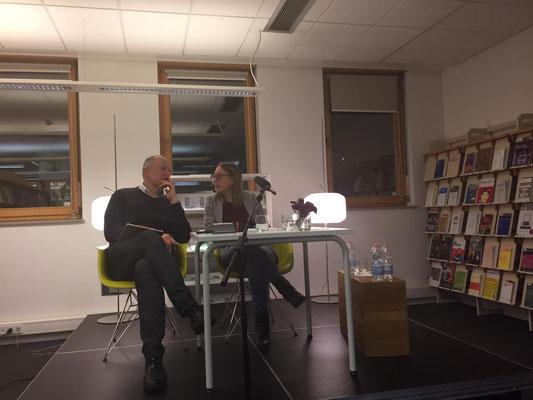Christoph Pichler und Nadia Rungger