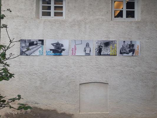 Plakate, Stadtmuseum Klausen