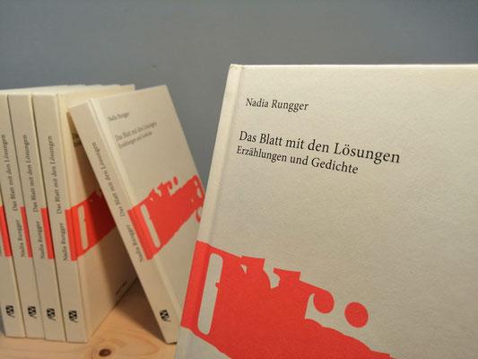 """""""Das Blatt mit den Lösungen. Erzählungen und Gedichte."""""""