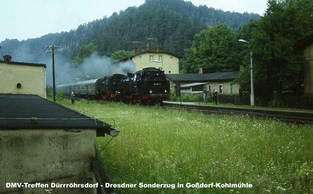 16.06.1984, Foto: Klaus Richter, www.miniaturelbtalbahn.de