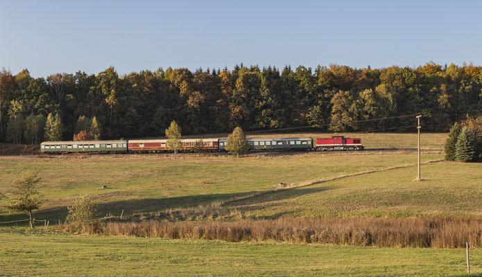 112 565 von Sebnitz nach Neustadt bei Krumhermsdorf. Foto: Jürgen Vogel, 13.10.18