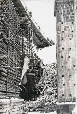 Nach der Sprengung, 1986.