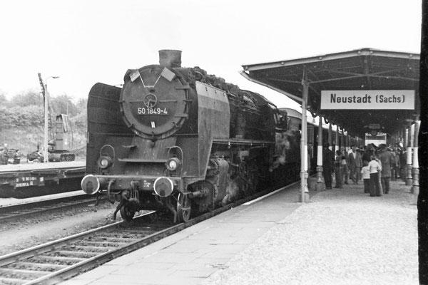 50 1849 in Neustadt / Sachsen.