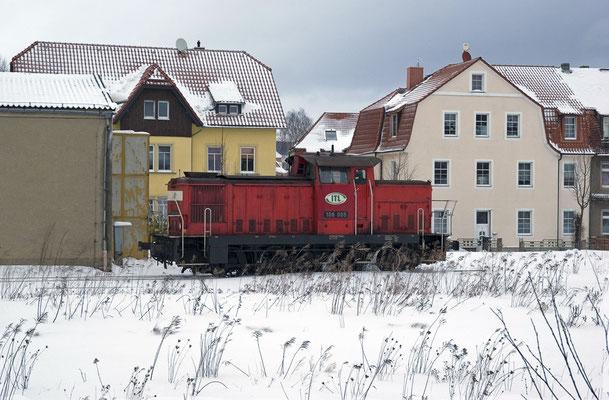 Auch in diesem Jahr hat der Winter Deutschland fest im Griff und so ist es nun mittlerweile schon ein so gut wie regelmäßig wiederkehrendes Ereignis, dass die in Neustadt stationierten Räumgeräte Schneepflug bzw. Fräse zum Einsatz kommen, 28.01.2010