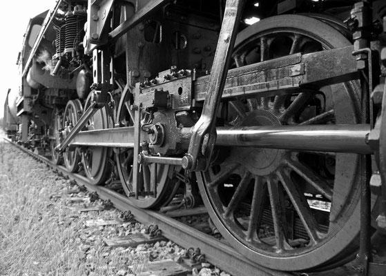 Details der 52 8080-5 ( Sonderfahrten zum Fest 675 Jahre Neustadt in Sachsen, Mai 2008 )